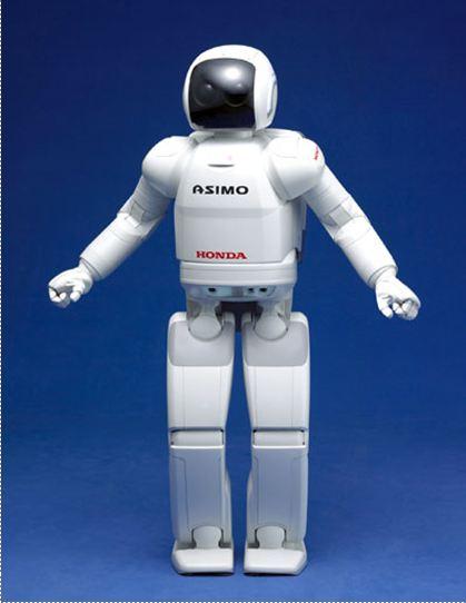 Aviation Markeing - Honda's humanoid robot ASIMO