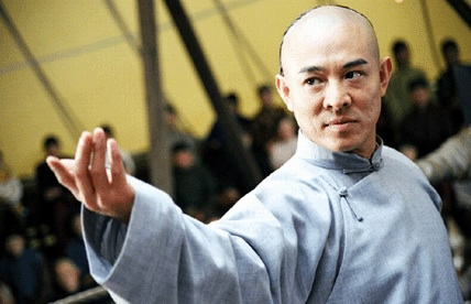 Jet Li in Fearless, a feature of Rogue