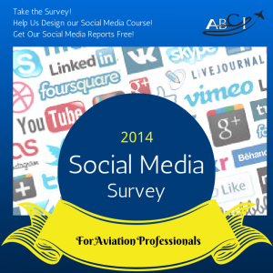 social media channel is best for aviation