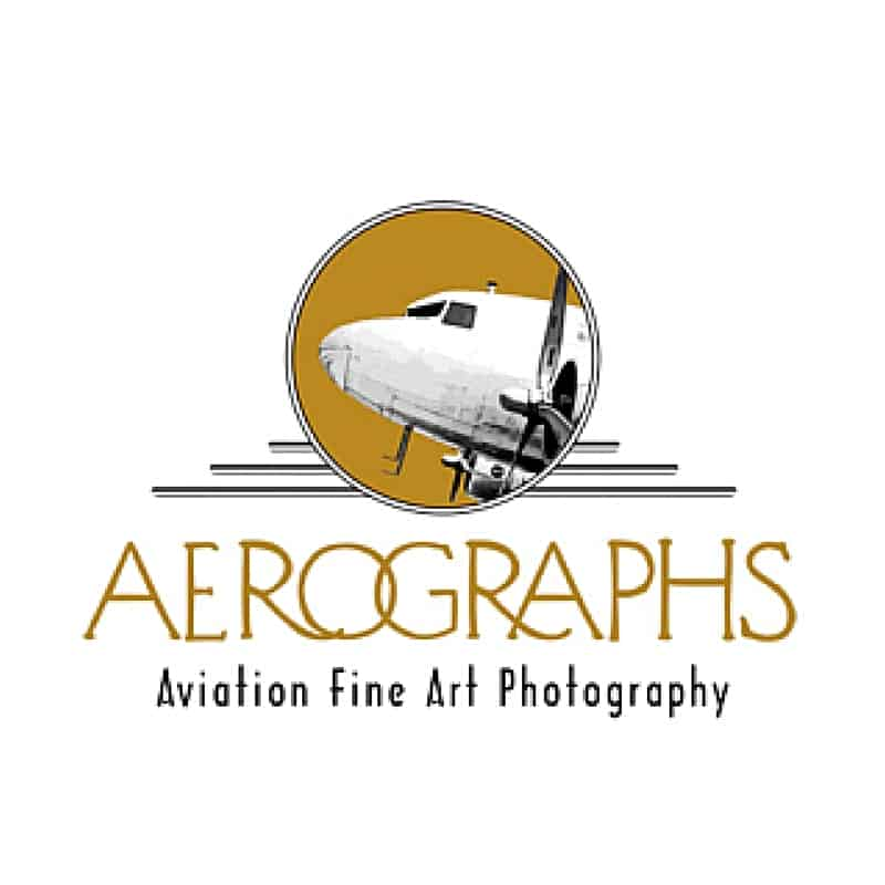 Aerographs aviation fine art photography