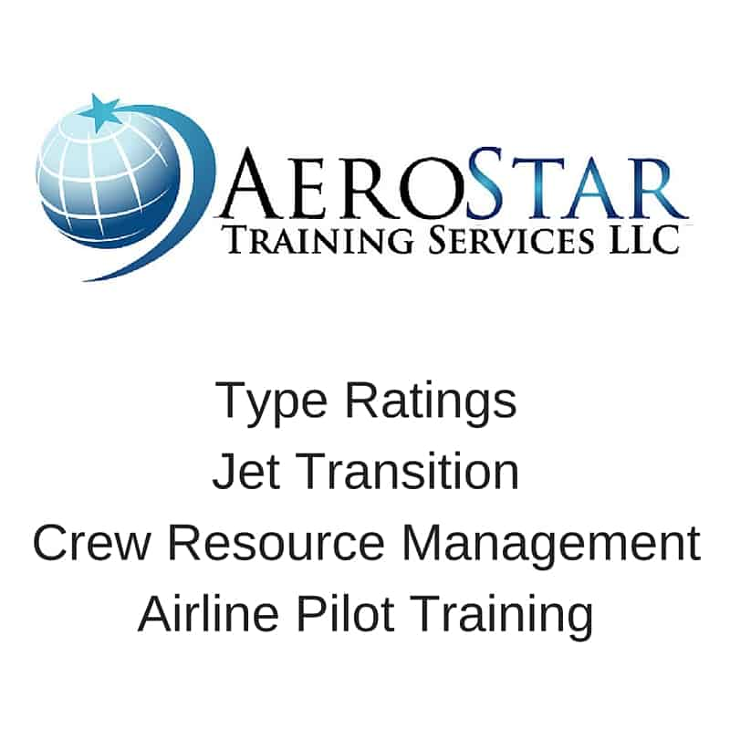 Aerostar Type Ratings