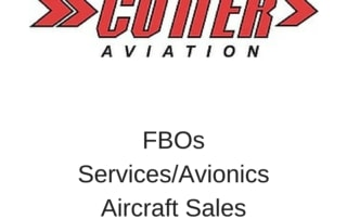 Cutter aviation brand marketing