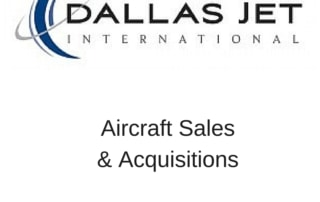 Dallas Jet International Sales & Acquisitions
