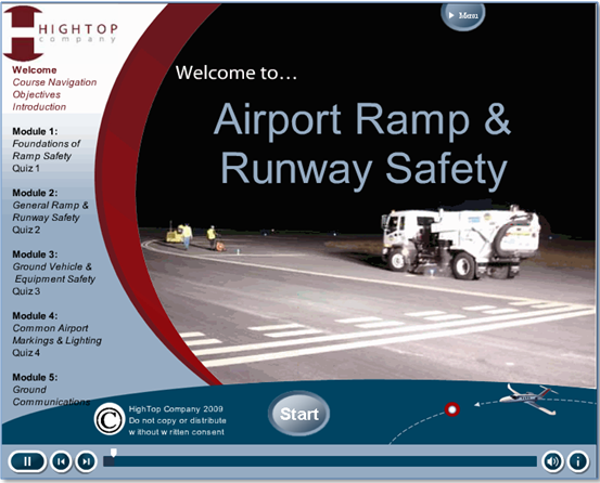 product review- airport ramp safety for line personnel