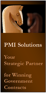 PMI Solutions - Your Partner for Winning Government Contracts.