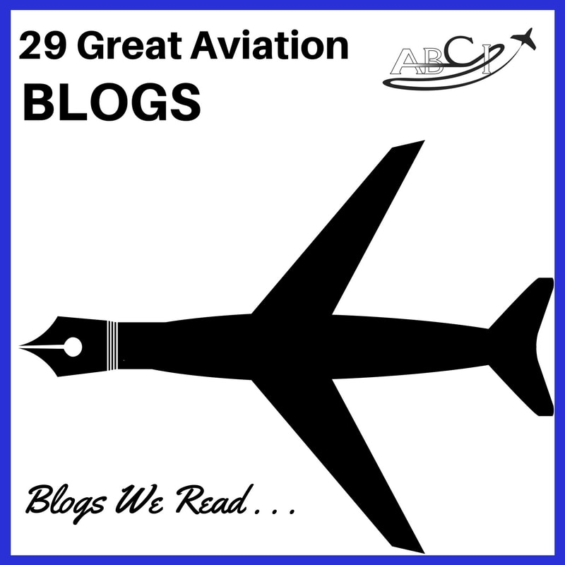 The Aviation Blog - 29 Great Blogs in the Aviation Industry