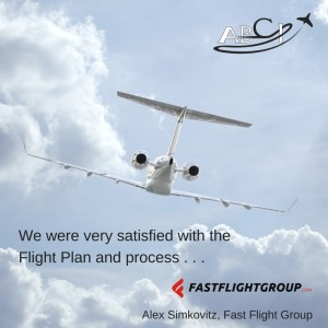 ABCI testimonial - Fast Flight Group