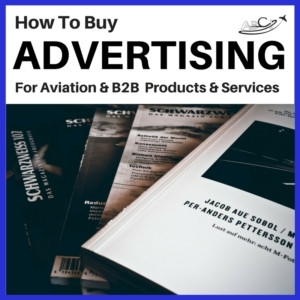 How to Buy Aviation Advertising