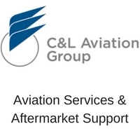 Aviation company logo