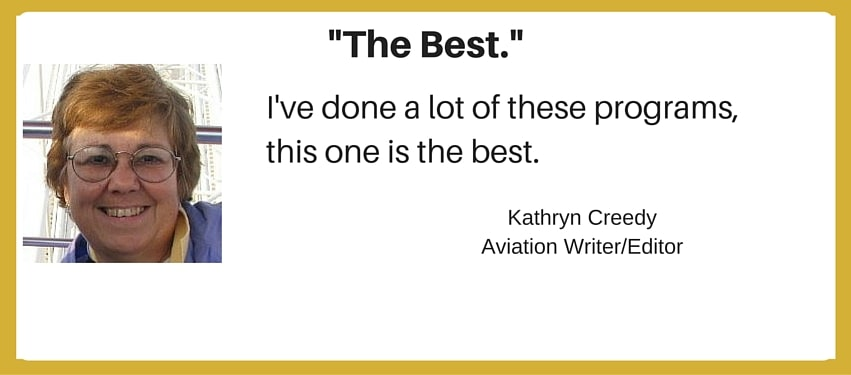 international aviation marketing testimonial - the best