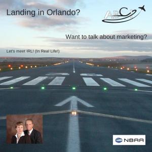 Landing at NBAA