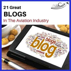 aviation marketing- 21 great blogs in the aviation industry