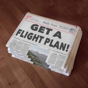 Get a Flight Plan