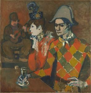 Personal branding, Pablo Picasso representation distortion