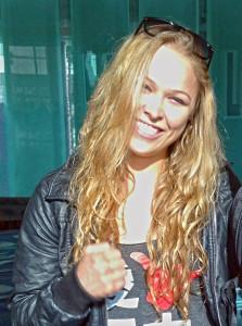 Ronda Rousey on Personal Branding