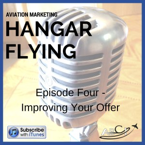 aviation marketing - improving your offer