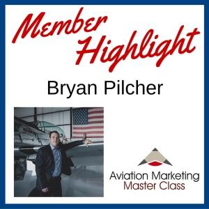 Bryan Pilcher Aviation Marketing Professional