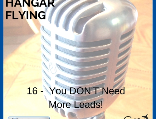 AMHF 0016 – You DON'T Need More Leads!