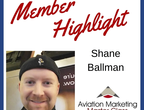 Member Highlight – Shane Ballman, Synapse MX Aircraft Maintenance Software