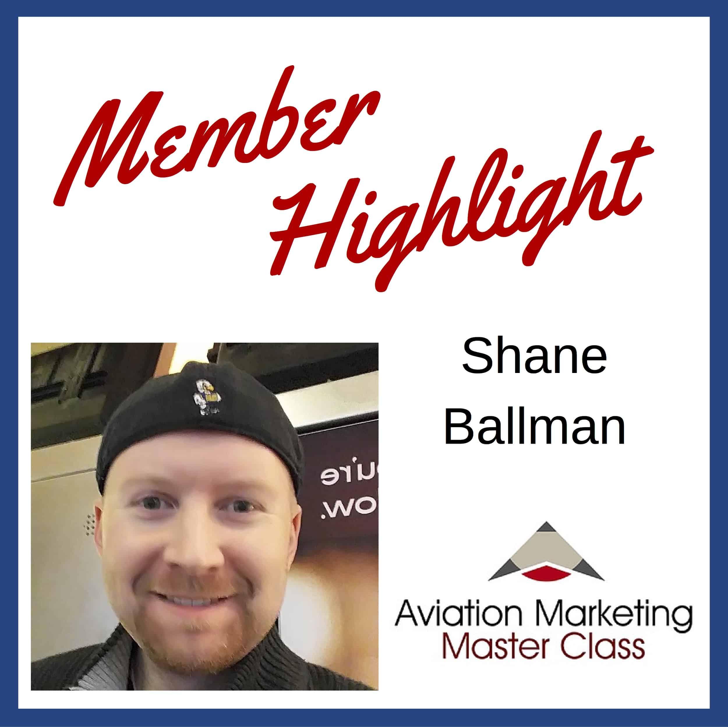 Shane Ballman