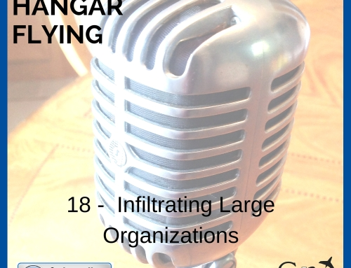 AMHF 0018 – Infiltrating Large Organizations