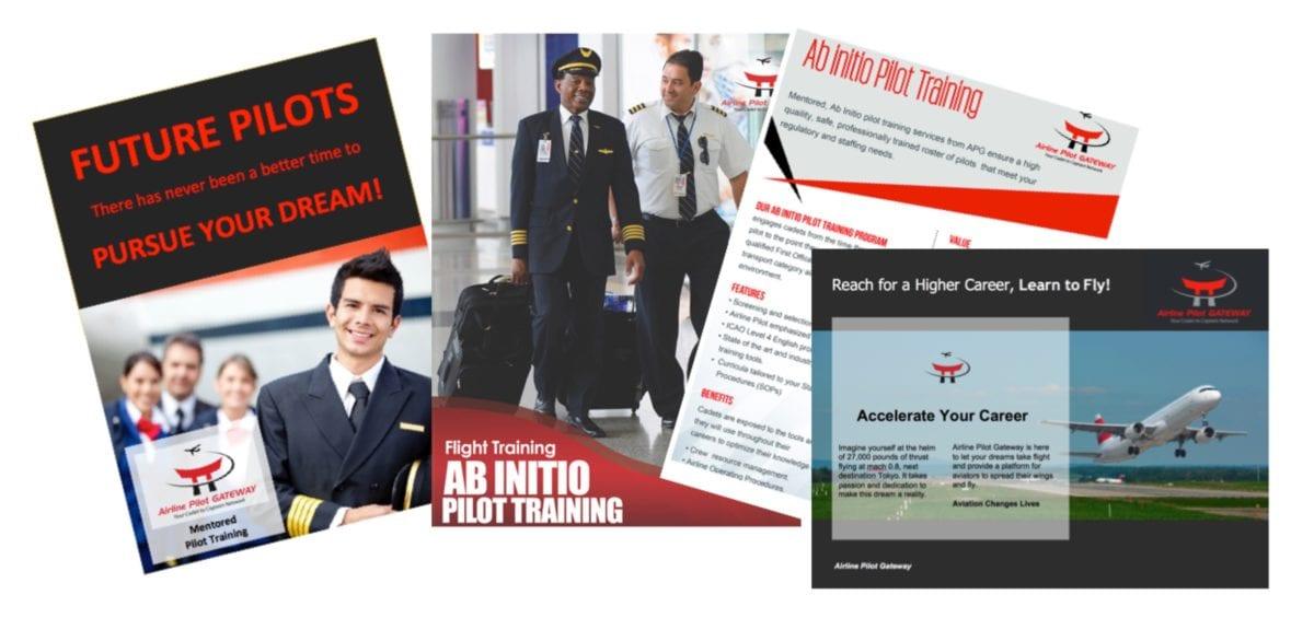 aviation digital marketing - Free brochures