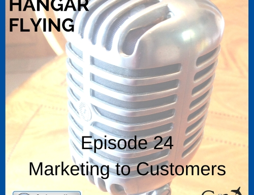 AMHF 0024 – Marketing to Customers – Not Just Prospects!