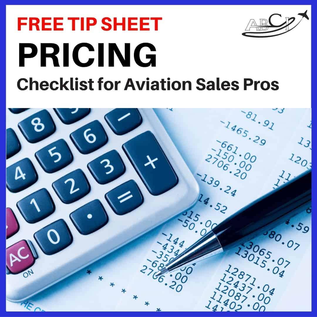 Pricing Tip Sheet Big Square