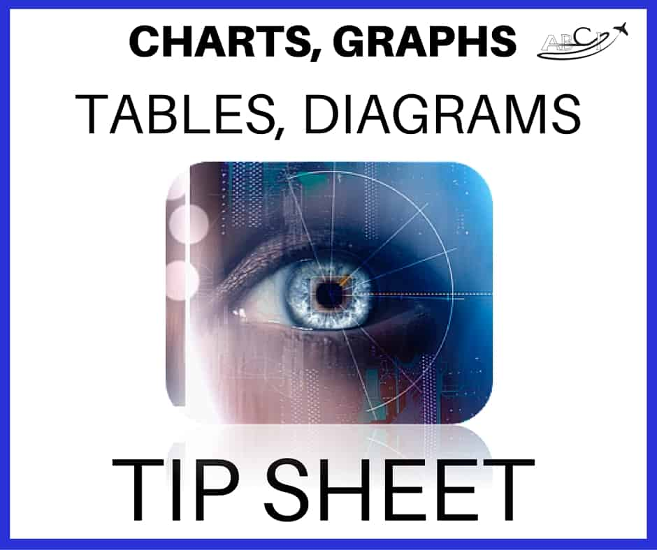 Charts graphs tip sheet