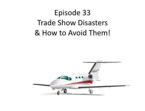 AMHF 0033- Trade Show Disasters and How to Avoid Them