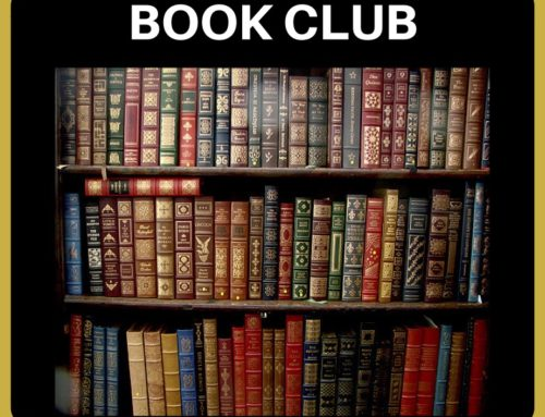 Three benefits of book clubs!