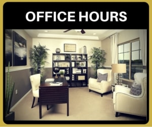 Aviation marketing course - Office hours