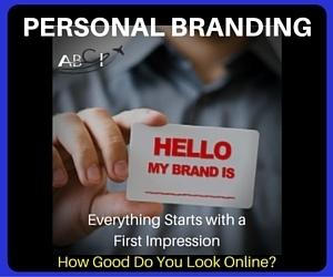 Aviation marketing personal branding program