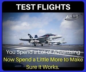 Aviation marketing SEO product