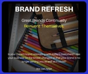 Product - Brand Refresh