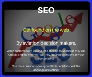 Aviation seo