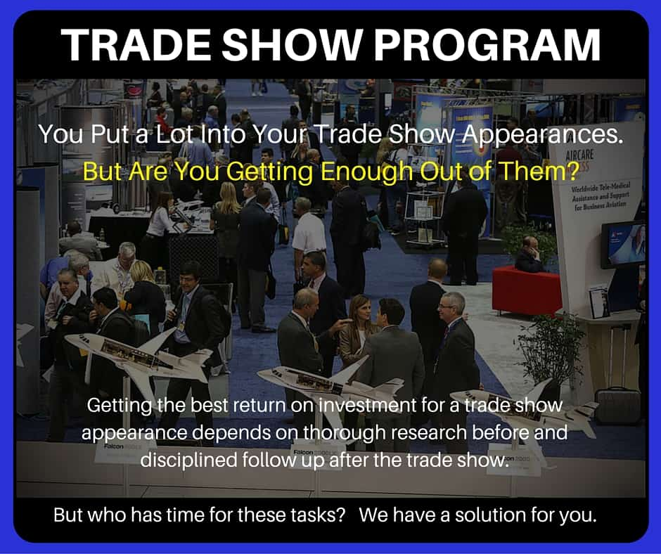Product - Trade Shows