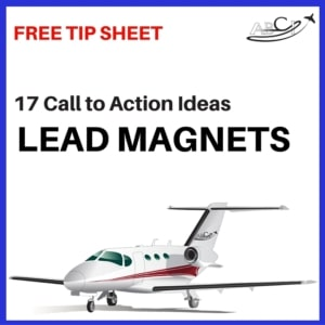 Square Ad - Lead Magnet Tip Sheet