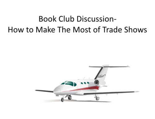 AMHF 0041 – Book Club Conversation – How to Get the Most out of Trade Shows – Steve Miller