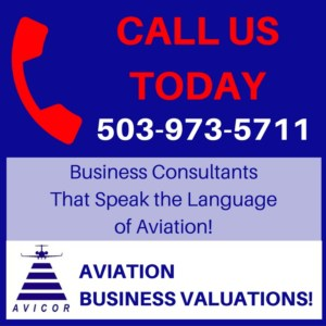 Aviation Business Valuations by Avicor