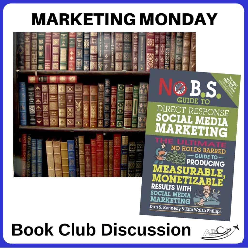 Book Club Discussion Social Media Marketing