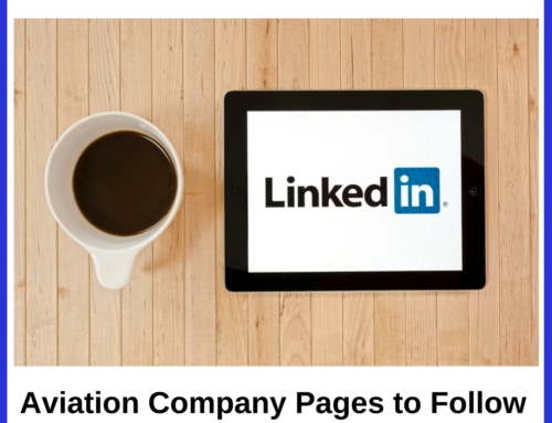 Aviation- LinkedIn Company Pages to Follow