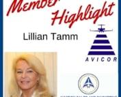 Member Highlight Lillian Tamm