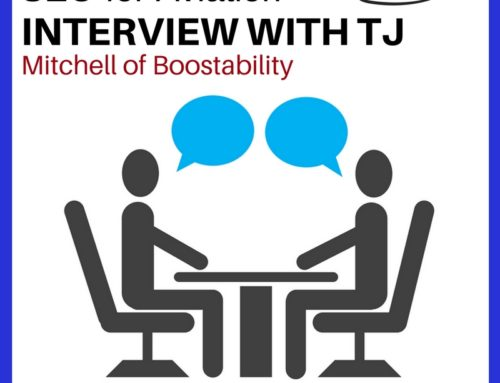AMHF 0046 – SEO for Aviation with TJ Mitchell of Boostablility
