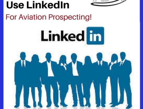 AMHF 0049 – How to Use LinkedIn for Prospecting in Aviation