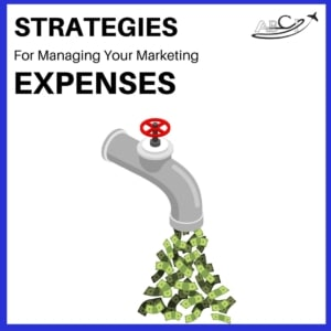 Aviation marketing expenses