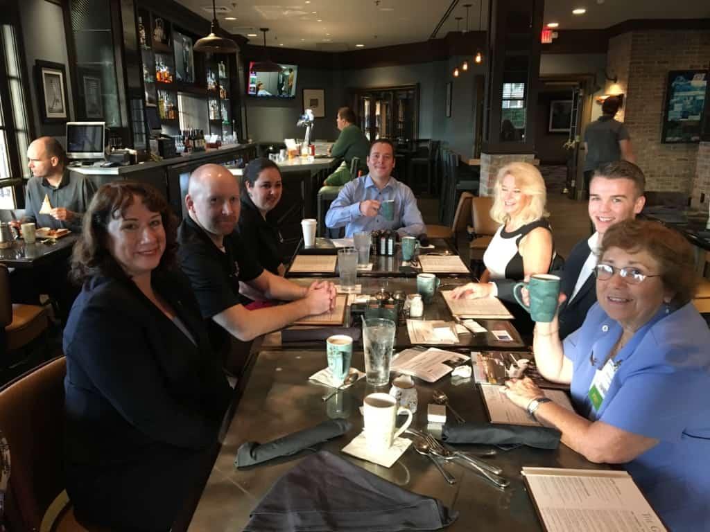 The Insider Circle - Breakfast at NBAA!