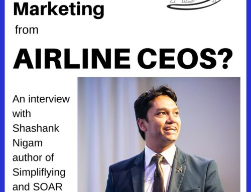 AMHF 0058 – What Can We Learn from Airline CEOs? An interview with Shashank Nigam