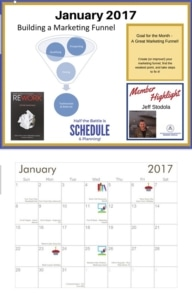 Aviation Marketing Calendar
