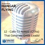 prospecting, calls to action & lead magnets